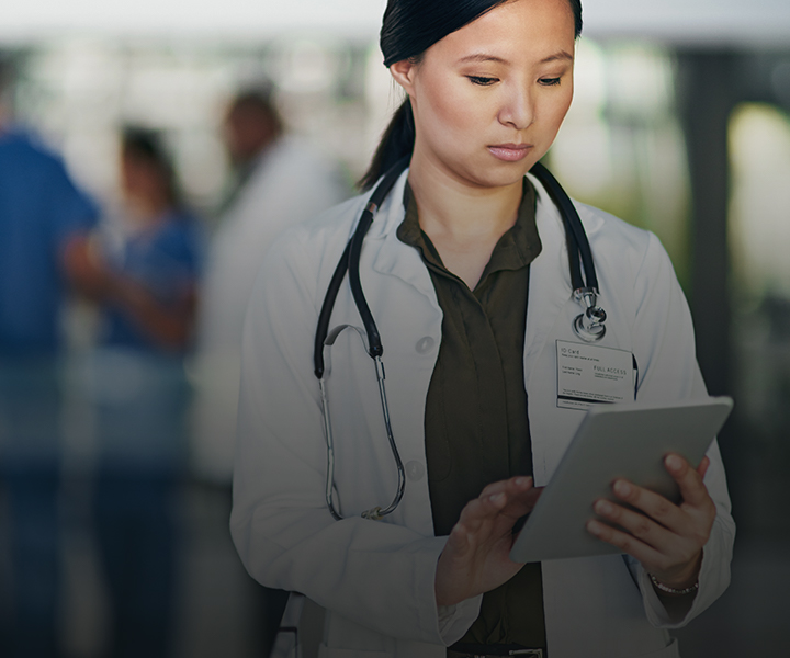 The KLIC healthcare procurement solution is designed for the smartphone and tablet in addition to the desktop