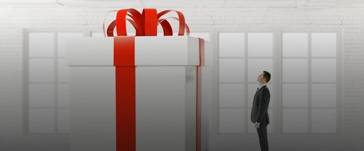 Celebrating service milestones is a way to show employee appreciation