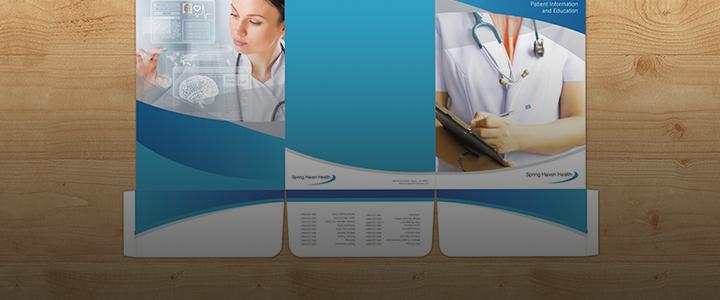 Dino patient discharge folders