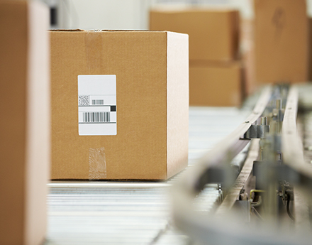 Warehousing and marketing fulfillment services for retail