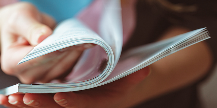 Paper Principles: The Difference between Text and Cover