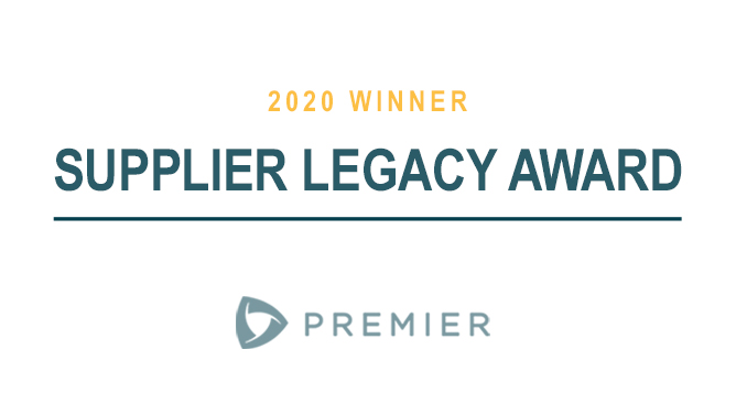 Taylor Healthcare Receives Supplier Legacy Award